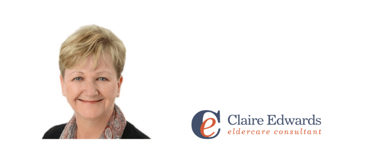 Claire Edwards - Eldercare Consultant