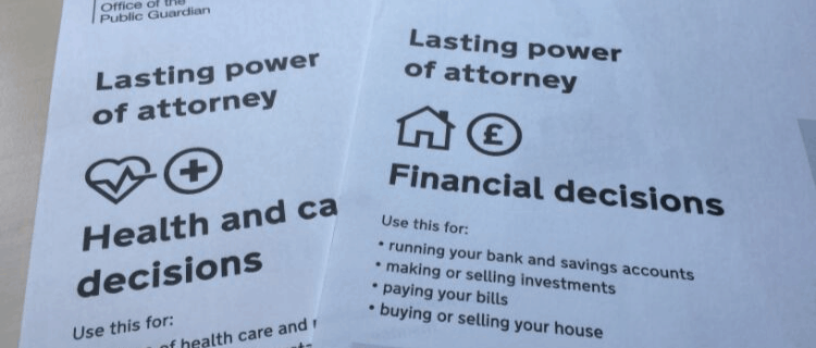 Importance of Lasting Powers of Attorney
